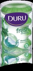 Туалетное мыло DURU Fresh Sensations 4*115 Горная свежесть