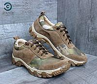 Кроссовки тактические ARS-1 мультикам обувь для армии, фото 1