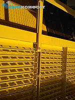 Удлинитель верхнего решета ДОН-1500Б УВР нового образца РСМ-10Б.01.06.050