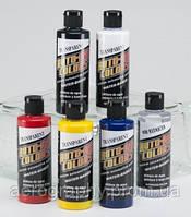 Краски для аэрографии Auto-Air Color Transparent Primary Set.