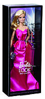"Коллекционная кукла Барби серии ""Высокая мода"" (Barbie The Look: Pink Gown Barbie Doll) BCP86 Mattel , фото 10"