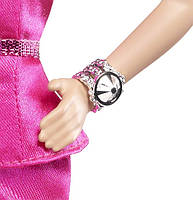 "Коллекционная кукла Барби серии ""Высокая мода"" (Barbie The Look: Pink Gown Barbie Doll) BCP86 Mattel , фото 8"
