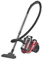 Пылесос для сухой уборки Grunhelm GVC8216R (мощность 1600 Вт, красный)