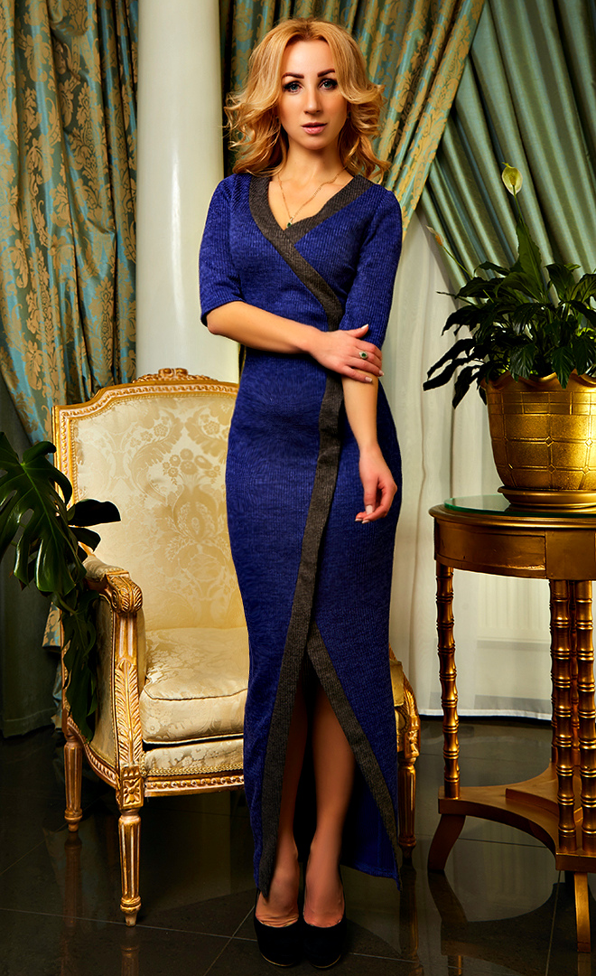 9457aa7d9dc4f4f Длинное платье