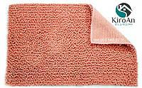 Набор ковриков в ванную комнату Лапша (Пудра)