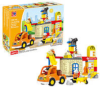 Конструктор Стройплощадка 188-142 Kids home toys, фото 1