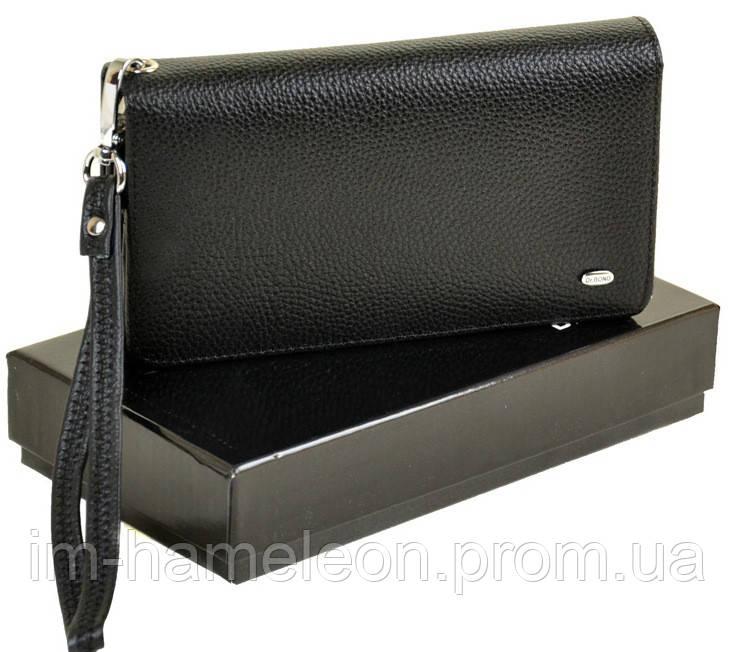 636122606db3 Мужской кожаный кошелек клатч мини барсетка сумочка dr. Bond натуральная  кожа - Интернет-магазин