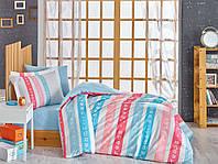 Комплект постельного белья  Hobby поплин размер полуторный Sweet Dreams розовый