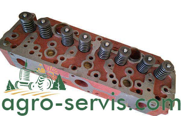 Головка блока цилиндра МТЗ-80, Д-240, 240-1003012 После капитального ремонта