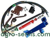 Установка насос дозатора на МТЗ-80 | Переоборудование МТЗ-80 с ГУРа на ГОРУ Комплект переоборудования