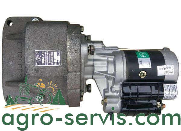 Как переделать стартер вместо пускача на МТЗ-80/82, ЮМЗ и СМД Переходник c 2 подшипником + стартер 12в 2,7 кВт