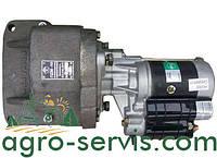 Как переделать стартер вместо пускача на МТЗ-80/82, ЮМЗ и СМД Переходник c 2 подшипником + стартер 12в 3,5 кВт