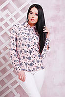 Блуза 1708 розовый