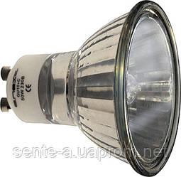 Лампа галогенная e.halogen.gu10.220.20, цоколь GU 10, 220V, 20W