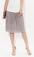 Летняя плиссированная юбка Lotta Zaps цвета капучино, коллекция весна-лето 2018, фото 1