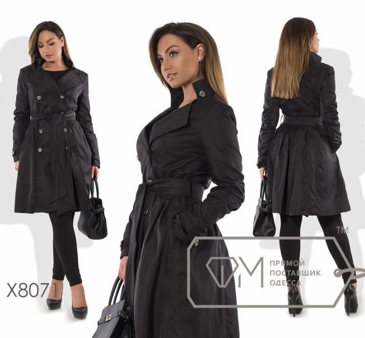 1c5749891c9 Куртка-плащ батал от ТМ Фабрика моды прямой поставщик Одесса официальный  сайт (р. 48-54 )
