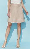 Летняя юбка Pamela Zaps розового цвета, коллекция весна-лето 2018