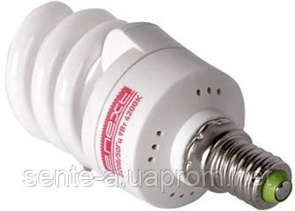 Лампа енергозберігаюча e.save.screw.E14.11.2700.T2, тип screw, цоколь Е14, 11W, 2700 К, колба Т2