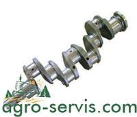 Коленчатый вал СМД-18 | Коленвал трактор ДТ-75, ТДТ-55, ЛХТ-55 Коленвал СМД-18 Китай 20-04С9