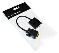 Конвертер DVI-D dual link(male) -VGA(female)