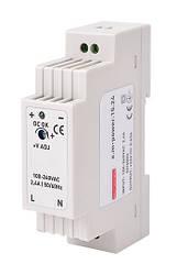 Блок питания на DIN-рейку e.m-power.15.24 15Вт, DC24В