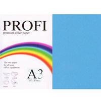"""Бумага насыщенных тонов PROFI 220 (43202) синий А3 120гр 250л """"Deep Turguoise"""" насыщенный"""