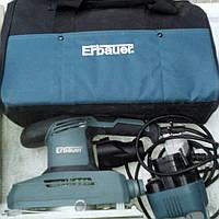 Шлифмашина,профессиональная вибрационная шлифмашина Erbauer ERB618SDR, фото 1