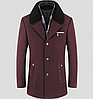 Мужское стильное пальто. Модель 61795
