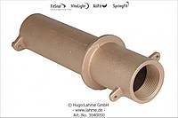 """Стен проход, бронза 240 мм, подкл 1.5""""х1,5"""""""