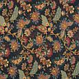 Гобелен ткань, стилизованный цветочный принт, фото 2