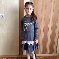 Нарядное платье, размеры 128,140,152 см., фото 1