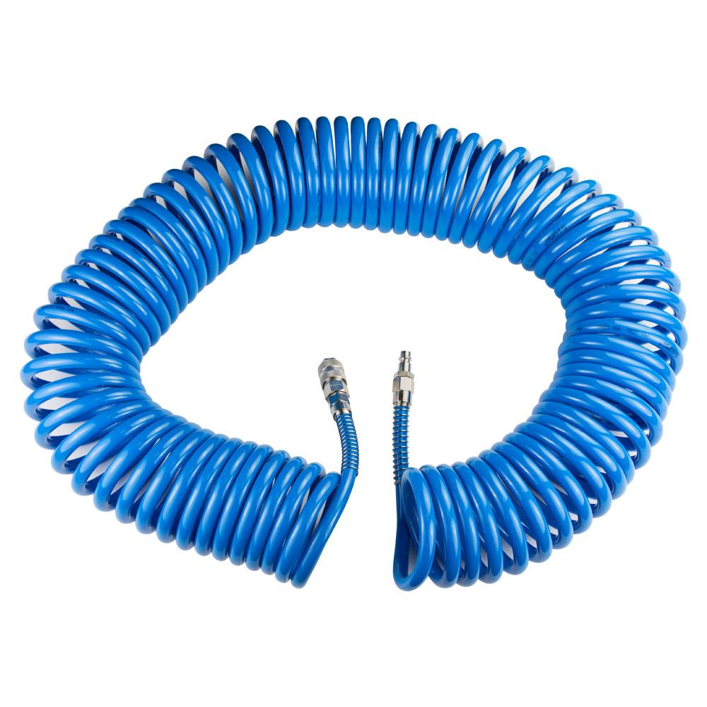 Шланг спиральный PU 20м 8×12мм Sigma 7012241