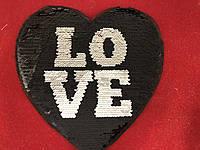 Сердце LOVE, фото 1