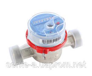Счетчик горячей воды механический НІК-7011М-Г-20-0-0
