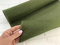 Мешковина темно-зеленая (рулон)