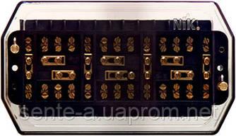 Коммутационная колодка НИК-КП25