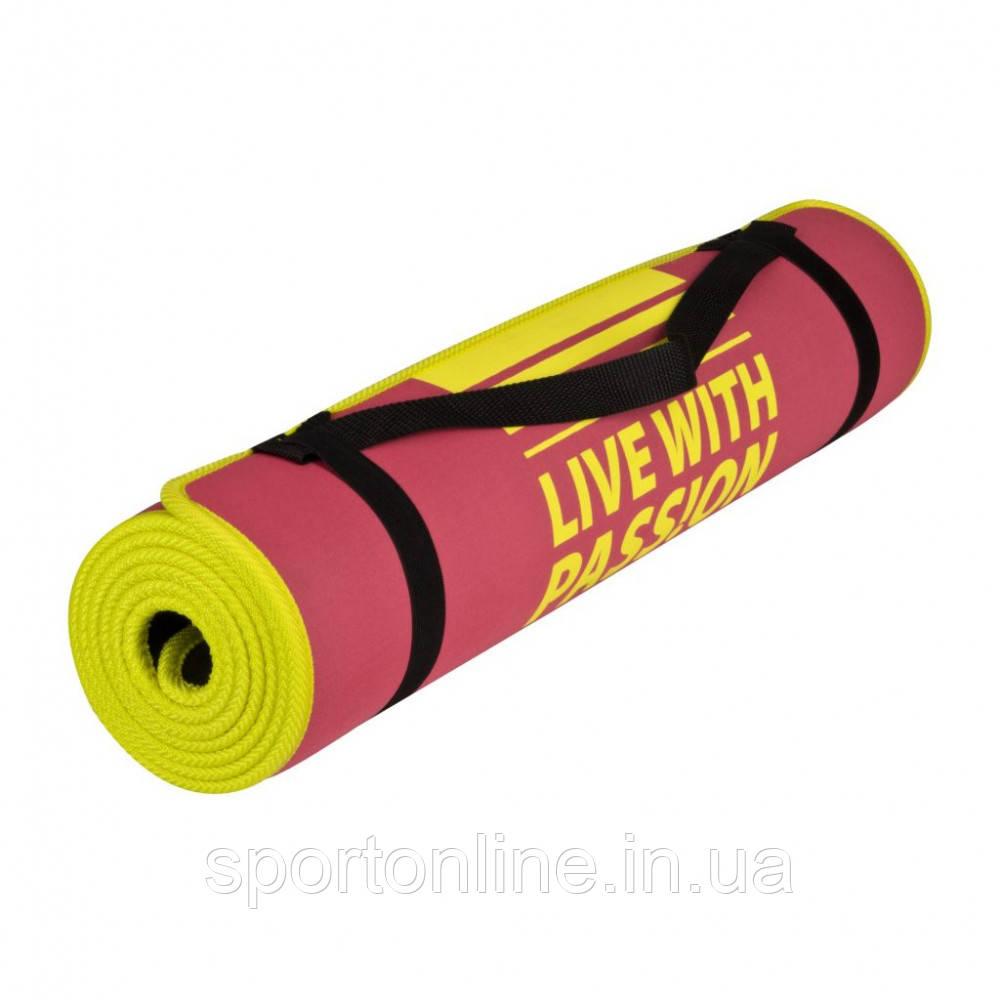 Фитнес коврик, каремат для йоги Spokey FLEXMAT lV, мат