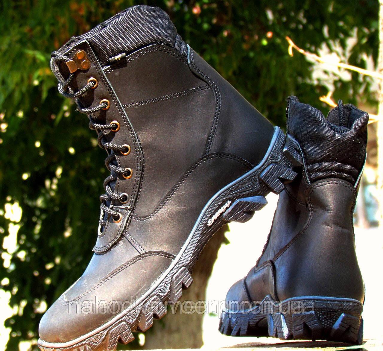 Демисезонные армейские ботинки, берцы, универсальный вариант! Размеры 40-45.