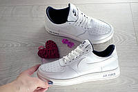 Кеды женские белые Nike AirForce White 107190