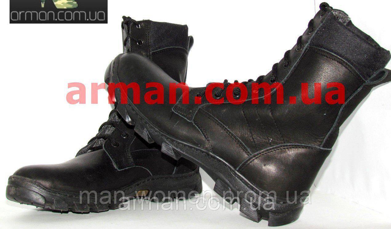 Армейские ботинки, берцы, цельнокожанные! Размеры 40-45.