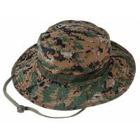 Дышащая шляпа панама из хлопка с круглыми краями Джунгли Камуфляж