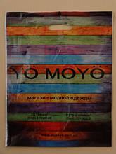 Пакети з логотипом YO MOYO поліетиленові