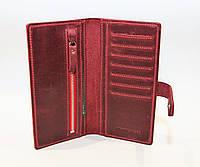 Стильное портмоне из натуральной кожи Grande Pelle (10150), фото 1