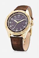 CRRJU 2113 модные часы наручные мужские Золотой