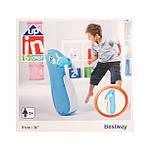Надувная игрушка для боксирования Best Way, фото 2