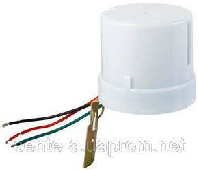 Сумеречный датчик (фотореле) e.sensor. light-conrol.303.white