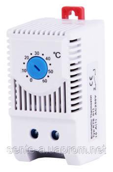 Термостат e.climatboard.02 1NO синий