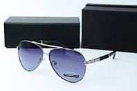 Солнцезащитные очки Audi серые, фото 1