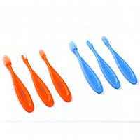 Набор зубных щёток BabyOno 3+ (566)