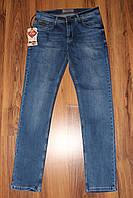 Модные стильные джинсы большого размера полу батал голубые REDMAN классика